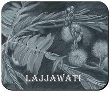"""Mimosa: Lajjawati Plant"" MOUSE PAD From Charcoal Drawing for LAJJAWATI"