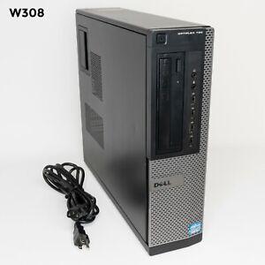 DELL OptiPlex 790 DT i3-2100 3.10GHz 8GB 500GB DVDRW WIN 10 PRO 64BIT W308