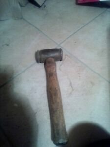 Copper head hammer
