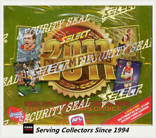 2011 Select AFL Champions Trading Card Factory Box (36 packs)