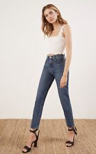 Reformation Julia High Waist Cigarette Jeans | Size 29 | BNWT $208