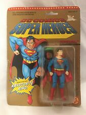 Dc Comics Super Heroes - Toy Biz 1989 - Superman and Wonder Woman