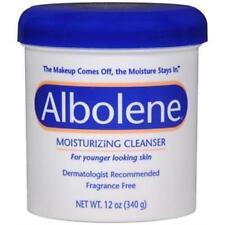 Albolene Concentrate Moisturizing Cleanser Cream Unscented, 12 oz (3 Pack)