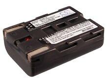 BATTERIA agli ioni di litio per Samsung vp-d323 SB-L110 scd20 vp-d325 scd27 sb-ls70ab sb-l70a