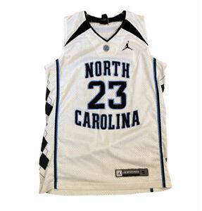 Michael Jordan 23 North Carolina NCAA Basketball Jersey Nike - Size S Small