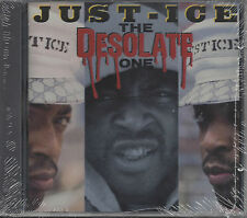 "JUST-ICE  ""THE DESOLATE ONE""  NEW SEALED CD"