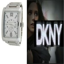 DKNY MEN'S SUBDIAL SILVER BRACELET MENS WATCH NY4261