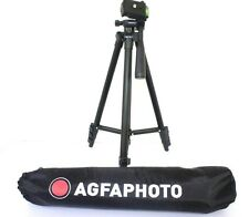 "AGFAPHOTO 50"" Pro Tripod With Case For Pentax K-5 K-7 K5 K7"