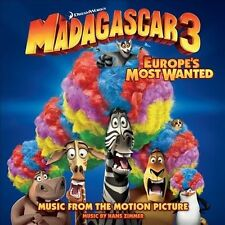 Madagascar 3: Europe's Most Wanted [Music from the Motion Picture] by Hans...
