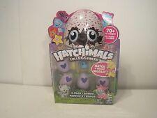 Hatchimals Colleggtibles 4-Pack plus bonus - Super Fast Priority Shipping