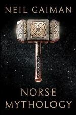 Norse Mythology by Neil Gaiman (2017, Hardcover)