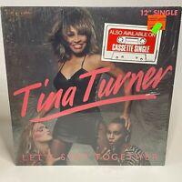 "Tina Turner – Let's Stay Together: Capitol Records 12"" Vinyl 1983 (Funk / Soul)"