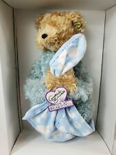 Annette Funicello Rare Collectible Teddy Bear In The Box With Tags