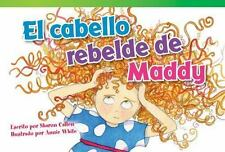 CABELLO REBELDE DE MADDY / MADDY'S MAD HAIR DAY - NEW PAPERBACK BOOK