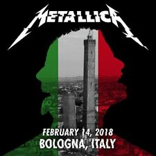 METALLICA / WorldWired Tour / Unipol Arena, Bologna, Italy / February 14, 2018