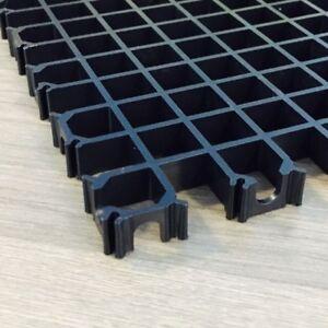 Aquarium Egg Crate - Tank Divider - Coral Frag Rack - High Quality - 30x30cm X20