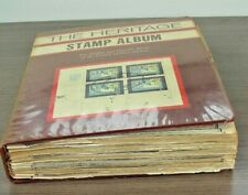 WW(N), NORTH BORNEO, 2000+  Stamps mostly hinged in a battered album(variety of