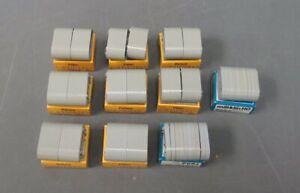 Marklin Vintage HO Scale Pier Sets: 7253, 7252 [10] EX/Box