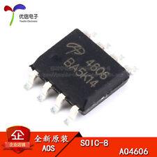 5PCS X AO4606 N + P channel MOS tube SOP-8