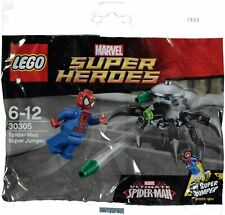 Lego Marvel Super Heroes Polybag 30305 Spiderman Super Jumper
