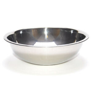 Stainless Steel Mixing Bowl - 16 Qt.