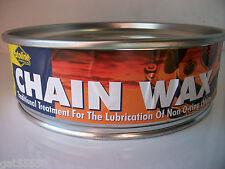 PUTOLINE CHAIN WAX BOILING WAX LUBE CLASSIC PRE 65 TRIUMPH BSA NORTON AJS T120