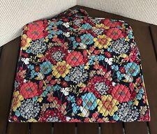 "Vera Bradley Happy Snails Garment Bag 23"" x 43.5"" x 4"" NWT"