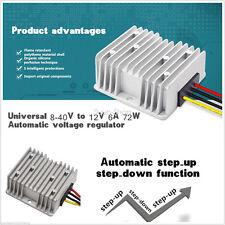 Car Voltage Regulator 8-40V to 12V Stabilizer Power Supply 72W Automatic Convert