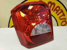 TAIL LIGHT LAMP DODGE CALIBER LEFT LH DRIVER 2007 OEM #s: F3XY13405C F3XY13404C
