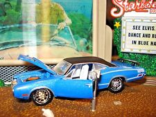 1970 DODGE SUPERBEE R/T HEMI LIMITED EDITION 1/64 B-5 BLUE M2 60'S MUSCLE