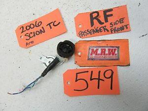 DOOR PANEL TWEETER SPEAKER RADIO 86160-21120 R for 05-10 TOYOTA SCION TC