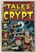 Tales From The Crypt No 3 EC Horror 1990 Reprint Wally Wood Ghastly Johnny Craig
