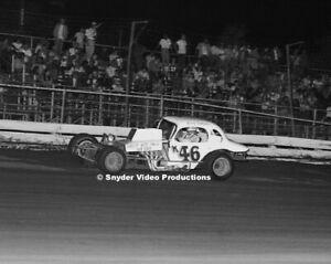 Kerry Schloder at Flemington Fair Speedway Photo