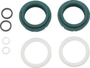 SKF Low-Friction Dust Wiper Seal Kit: Rock Shox 32mm Fits A1-A2 SID (08- 16)