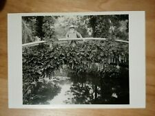 Cpm carte postale CLAUDE MONET à GIVERNY