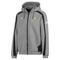 PUMA Men's Scuderia Ferrari Hooded Sweat Jacket