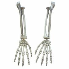 Halloween Skeleton Arm Bones Haunted House Decorations Party Props Scary Crafts