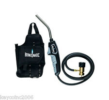 Bernzomatic 2880270 Trigger Start Hose Torch, Solid Brass Best Offers Accepted