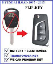Hyundai iload Remote car Flip key  2009 2010 2011 2012 2013 2014 2015 HYN14-46