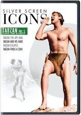 Silver Screen Icons: Johnny Weissmuller As Tarzan, Vol. 1 [New DVD] Eco Amaray