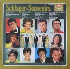 Schlager-Souvenirs - Hits der 60er Jahre: Roy Black, Chris Roberts, Lolita (LP)