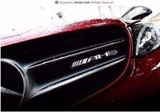 AMG Logo 3D Badge Réseau MERCEDES Benz A B C E S Classe G SL ML GLA GLK