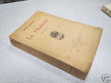 LE PHALENE HENRY BATAILLE CRES 1921 *