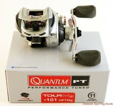 QUANTUM TOUR MG SERIES T101HPTMG 7.0:1 GEAR RATIO LEFT HAND BAITCAST REEL