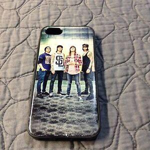 Pierce The Veil Iphone 5 Hardback PHONE case