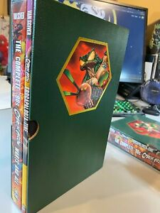 The Complete '90s CYBERFROG: WARTS AND ALL TPB EXECUTIVE Hardcover collection!
