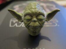 Hot Toys 1/6 YODA head sculpt Fits Sideshow Yoda Corps Star Wars DX07 UK Vendeur