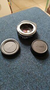 Nikon AF TELECONVERTER TC-16A 1,6X