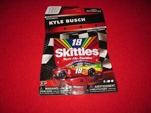 Kyle Busch #18 Skittles 2018 Wave 8 NASCAR Authentics 1:64