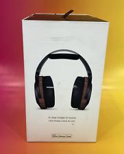 New AUDEZE EL- 8 Open Back Version Planar Magnetic Black/Brown Headphones #0405